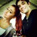 Ariana Grande and Nathan Kress - 454 x 448