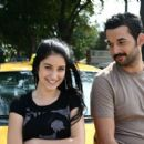 Hazal Kaya and Orhan Simsek