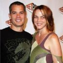 Alexis Knief and Timothy Olyphant