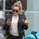 Hilary Duff out in New York City - 454 x 570