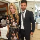 Dominic Cooper and Annabelle Wallis