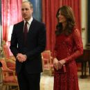 The Duke And Duchess Of Cambridge Host A Reception To Mark The UK-Africa Investment Summit - 367 x 600