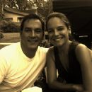 Yara Martinez and Tyler Christopher