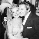 Liberace and Sonja Henie