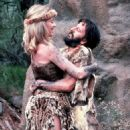 Shelley Long and Ringo Starr in Caveman