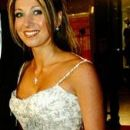 Lisa-Marie Caparello at the 2003 Brownlow Medal