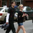 Jared Leto and Scarlett Johansson (2004)