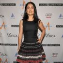 """Salma Hayek - Book Launch Party For """"Good To Great Hair"""" In Hollywood - 26.02.2009"""