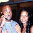 Aaliyah Haughton and Damon Dash