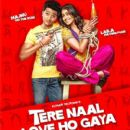 Tere Naal Love Hogaya New Movie Poster