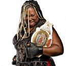 Awesome Kong as TNA Knockout champion - 433 x 650