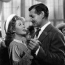 Clark Gable and Greer Garson