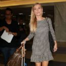 Joanna Krupa Lax Airport In Los Angeles