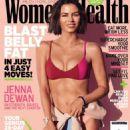 Jenna Dewan for Women's Health Australia (September 2018)