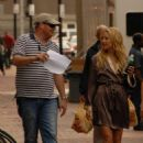 Kate Hudson Takes A Break From Filming Bachelor No. 2 In Boston 2007-10-03