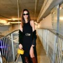 Emily Ratajkowski – Attends the Fanatics Super Bowl Party in Atlanta