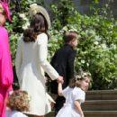 Prince Harry Marries Ms. Meghan Markle - Windsor Castle - 406 x 600