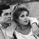 Sharon Tate and Richard Beymer - 454 x 454