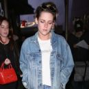 Kristen Stewart at ArcLight Theatre in Hollywood