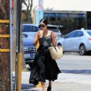 Vanessa Hudgens – Out and about in Studio City - 454 x 493