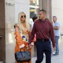Ashlee Simpson – Out in New York