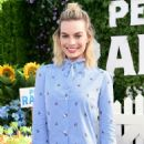 Margot Robbie – Peter Rabbit photocall in West Hollywood
