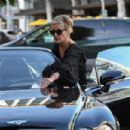 Sharon Stone – Gets a Parking Ticket in Beverly Hills - 454 x 303
