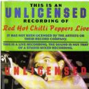 Red Hot Chilli Peppers Live
