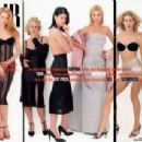 Vanity Fair Magazine Pictorial [United States] (April 1995) - 454 x 213