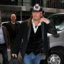 The Celebrity Apprentice All Stars in NYC (October 15)