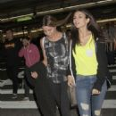 Victoria Justice at LAX Airport in Los Angeles 7/1/2016 - 454 x 757