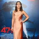 Mandy Moore – '47 Meters Down' Premiere in Los Angeles - 454 x 684