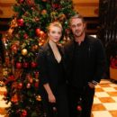 Taylor Kinney-December 12, 2015-THE FOREST: Natalie Dormer And Taylor Kinney - 400 x 600