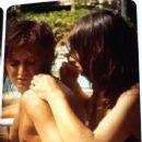 Roger Taylor and Josephine Morris, Hawaii 1976 - 250 x 294