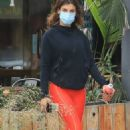 Elisabetta Canalis out in Los Angeles - 454 x 716