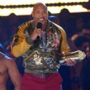 2019 MTV Movie & TV Awards - Dwayne Johnson - 454 x 626