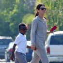 Sandra Bullock–Out in Los Angeles - 454 x 681