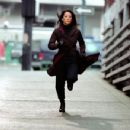 Lucy Liu in Warner Brothers' Ballistic: Ecks Vs. Sever - 2002