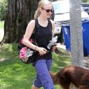 Amanda Seyfried Leaving A Gym In West Hollywood