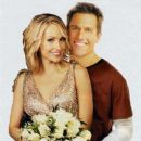 Rob Estes and Josie Bissett
