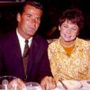 James Garner and Lois Clarke