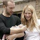 Chris Martin and Gwyneth Martin