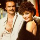 Burt Reynolds and Lesley-Anne Down