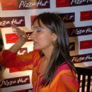 Pictures of Lara Dutta For Pizza Huts Cheesy Bites