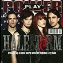 Lzzy Hale - Power Play Magazine Cover [United Kingdom] (April 2012)