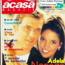René Strickler, Adela Noriega - Acasa Magazine Cover [Romania] (24 May 1999)