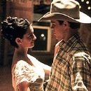 Penelope Cruz and Matt Damon in All The Pretty Horses (2000)
