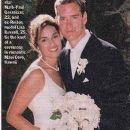 Lisa Ann Russell and Mark-Paul Gosselaar