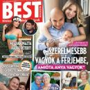Zsofi Szabo and Zsolt Kis (I) - BEST Magazine Cover [Hungary] (20 July 2018)