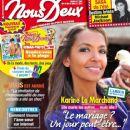 Karine Le Marchand - Nous Deux Magazine Cover [France] (10 July 2012)